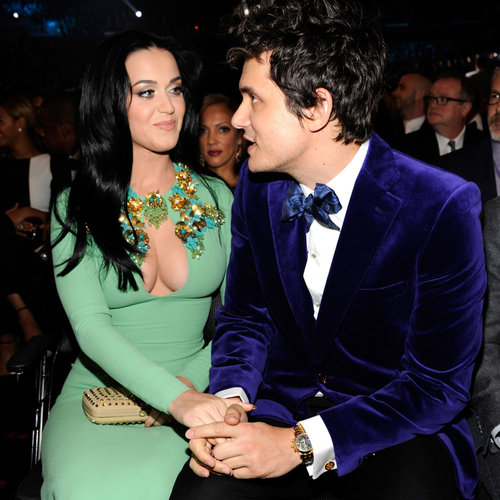 Katy Perry and John Mayer at the Grammy Awards | 2013