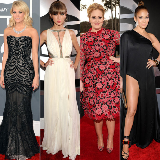 Grammy Awards 2013 Best Dressed 2