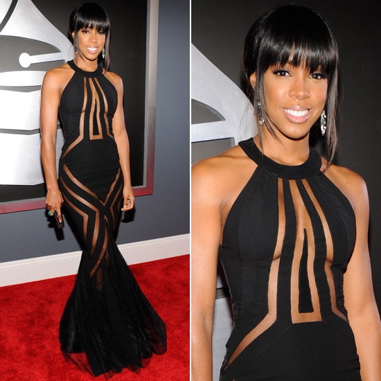 Kelly Rowland Grammy Dress