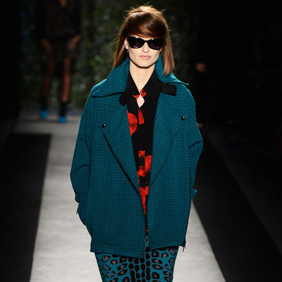 The 10 Best Looks Fresh From the Tracy Reese Fall '13 Runway