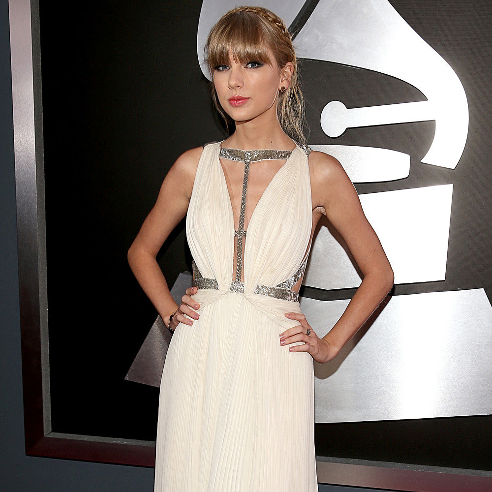 Taylor Swift | Grammys 2013 Red Carpet Dress