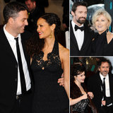 Rain or Shine: Love's in Bloom at the BAFTAs