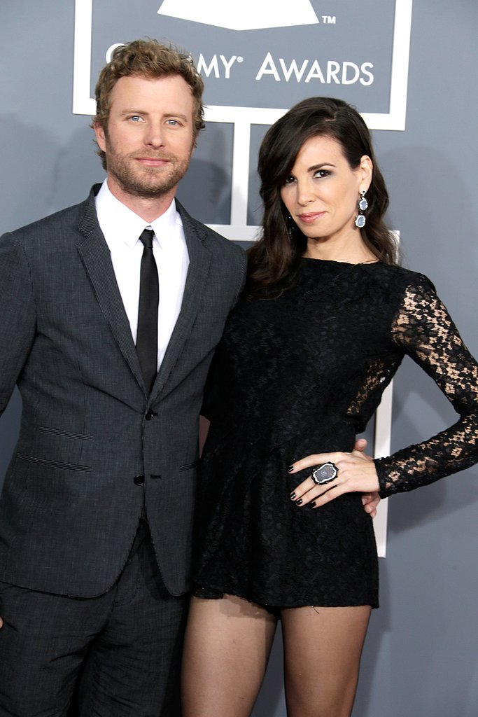Dierks Bentley and Cassidy Black struck a pose.