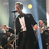 Justin Timberlake at the Grammys