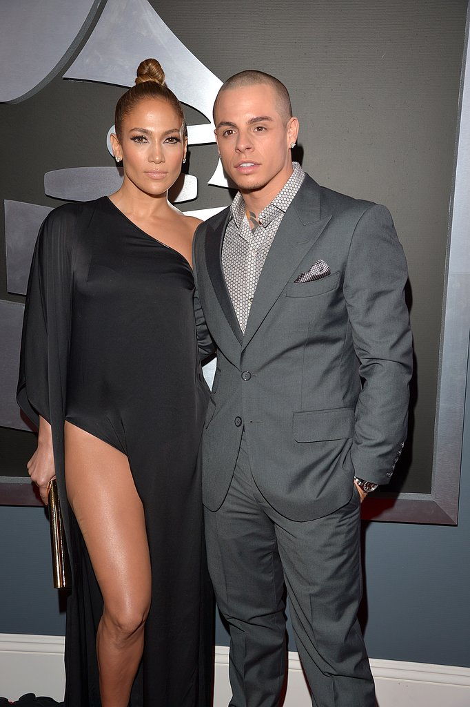 Jennifer Lopez and Casper Smart, 2013