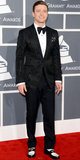 Justin Timberlake(2013 Grammy Awards)