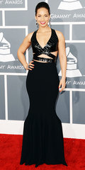 Alicia Keys(2013 Grammy Awards)