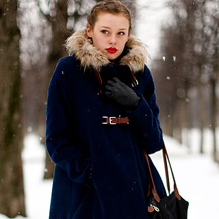 Fashion Week Street Style: Winter Dressing Ideas | Pictures