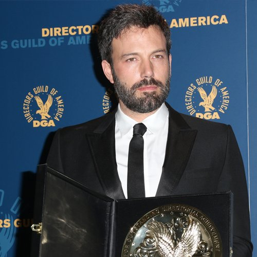 Ben Affleck Wins Directors Guild Award (Video)