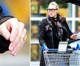 Kate Winslet Debuts Her Gold Wedding Ring