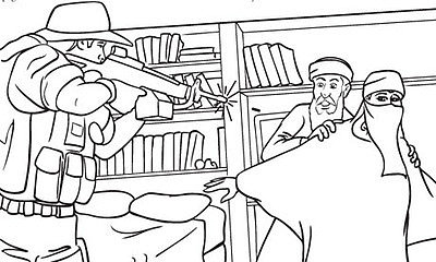 9/11 Coloring Book Draws Controversy