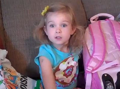 Little Girl's Reaction to Disneyland Surprise is Priceless (VIDEO)