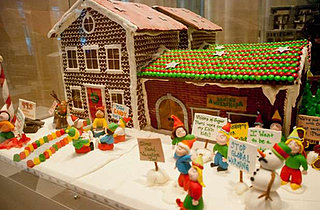 13 Must-see Gingerbread Houses (PHOTOS)