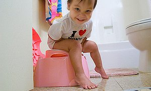 Potty-Training 101: Seven Potty-Training Tips from Moms