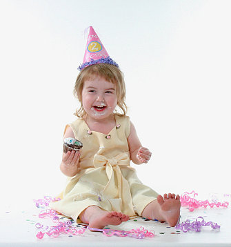 Happy 2nd Birthday, Toddler Girl!