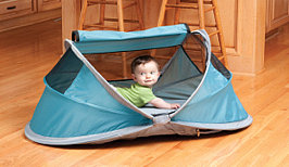 Baby's Death Leads to Recall of Popular Infant Travel Bed