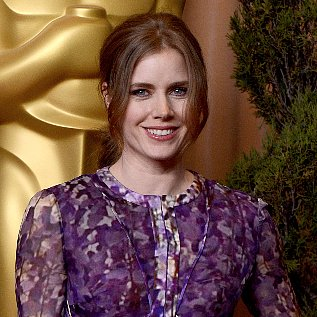Amy Adams Interview at Oscars Luncheon