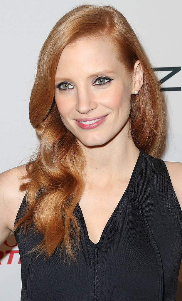 Jessica Chastain made an arrival at the event.