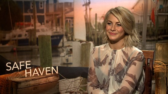 Julianne Hough Talks Valentine's Plans