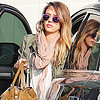 Jessica Alba Heads to a Meeting in Santa Monica | Pictures