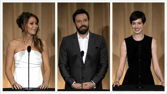 Video: Jennifer Lawrence, Bradley Cooper, Ben Affleck, and More Spill Oscar Night Details!