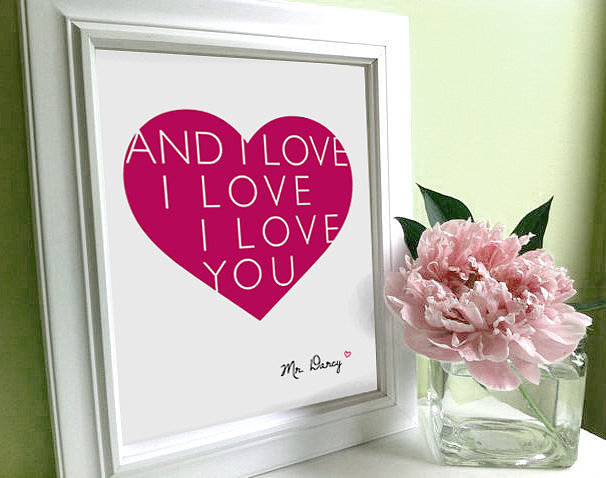 And I love I love I love you ($20)