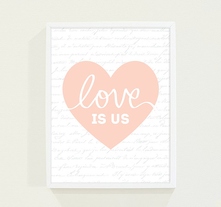 Love is us ($22)