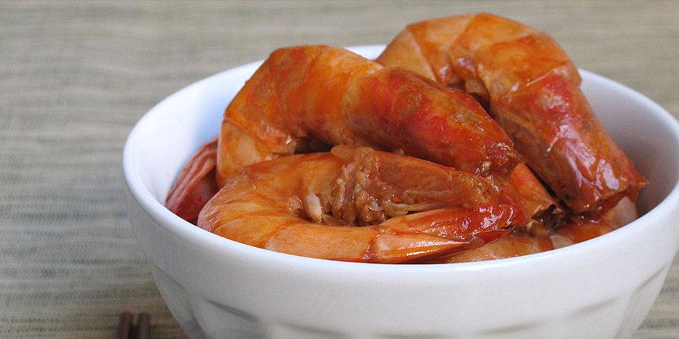 Celebrate Chinese New Year With Garlic-Soy Shrimp