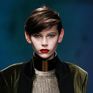 Kenneth Cole Hair and Makeup | Fashion Week Fall 2013