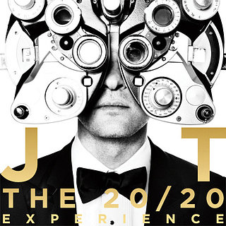 Justin Timberlake Album Cover For 20/20 Experience