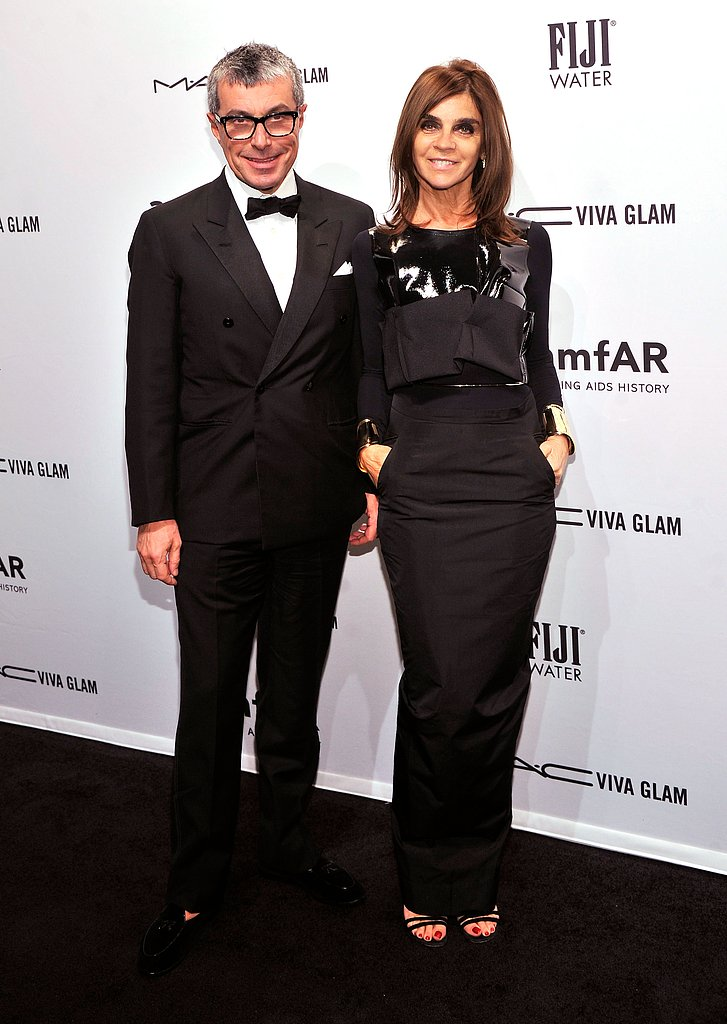 Stylish Stars Go Glam to Do Good at the 2013 amfAR Gala
