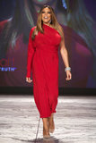 Wendy Williams walked on the runway at The Heart Truth's Red Dress Collection in NYC.
