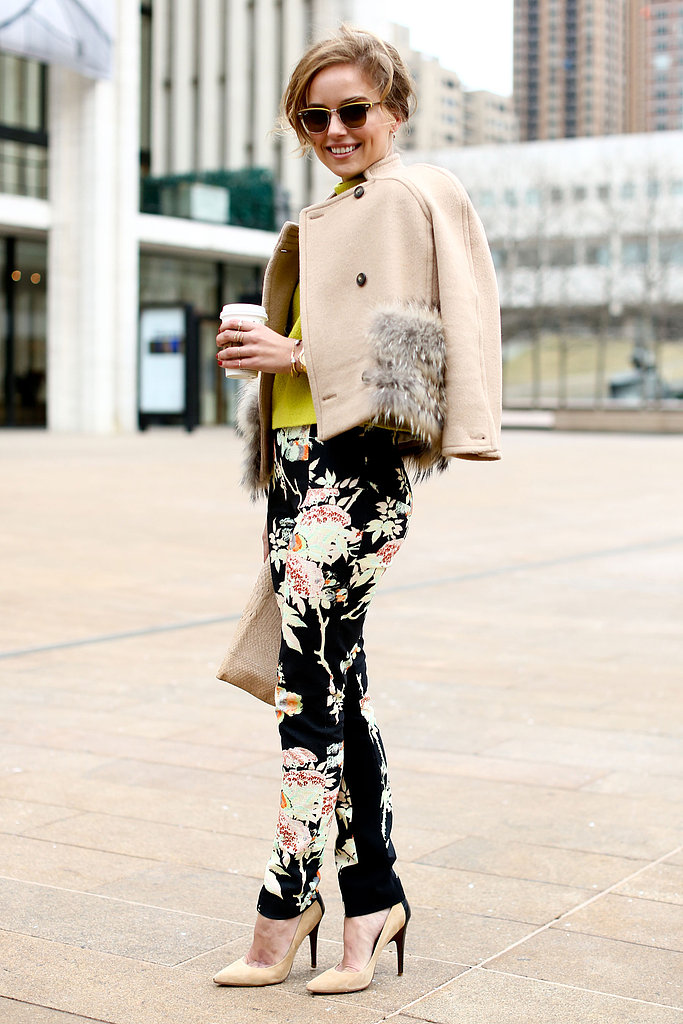 In Print: Florals