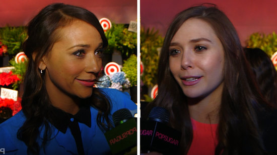 "Elizabeth Olsen and Rashida Jones Talk Love, Fashion, and ""Awful"" First Kisses"