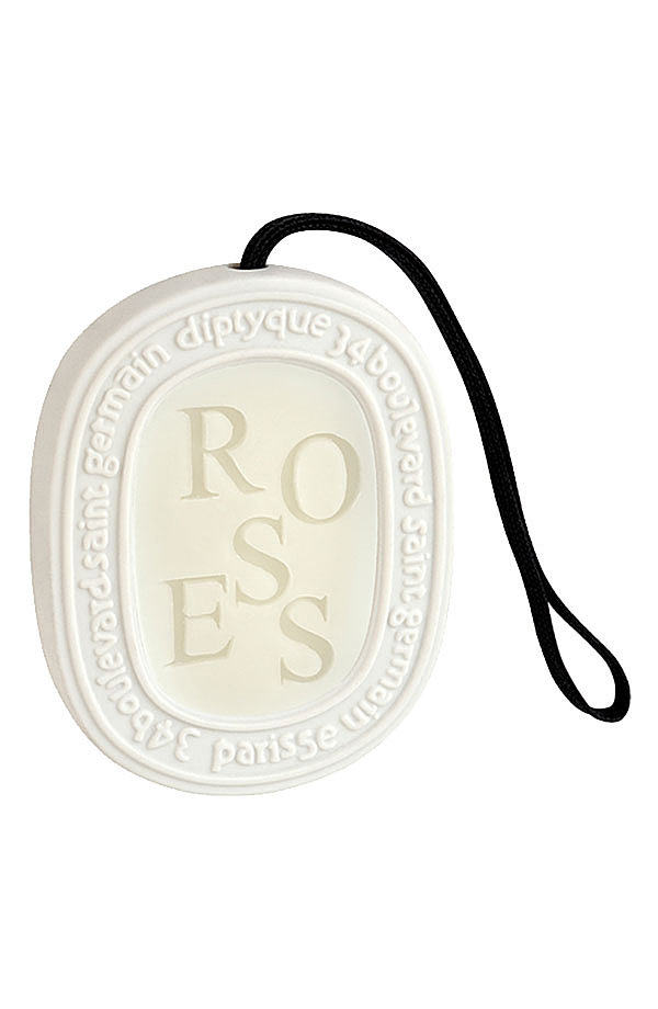Give the lasting fragrance of fresh blooms with this scented oval ($45), a favorite of ours from Diptyque.