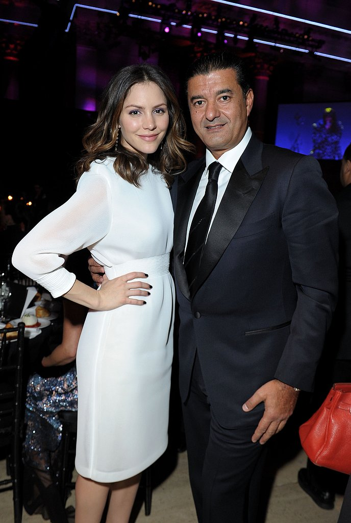Katharine McPhee and Jacob Arabo