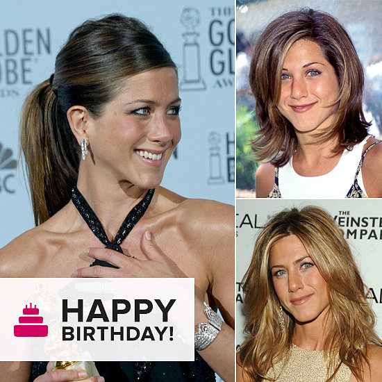 Celebrate Jennifer Aniston's Birthday With Her Best Beauty Moments!