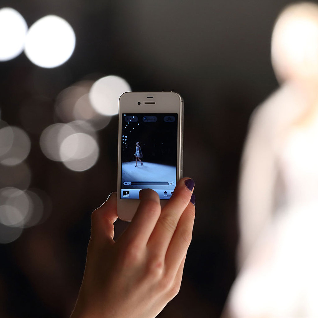 Fashion Week-Worthy Apps