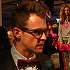 Brad Goreski Interview at Kate Spade Fall 2013 (Video)