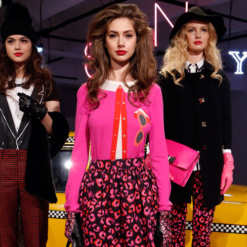 Kate Spade Runway | Fashion Week Fall 2013 Photos