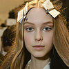 2013 New York Fashion Week Beauty: Jill Stuart Hair &amp; Makeup