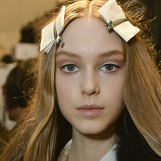 2013 New York Fashion Week Beauty: Jill Stuart Hair & Makeup