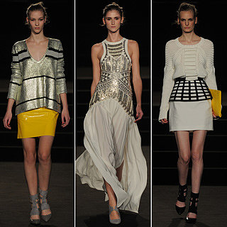 2013 A/W London Fashion Week: Trends At Sass & Bide Runway