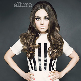 Mila Kunis in Allure Magazine March 2013