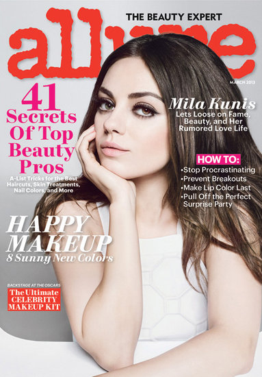 Mila Kunis Opens Up About Her Single Days and Onscreen Nudity in Allure