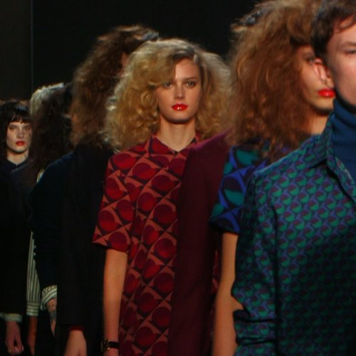 Marc by Marc Jacobs Fall 2013 Runway | Video