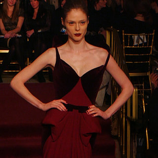 Zac Posen Fall 2013 Runway | Video