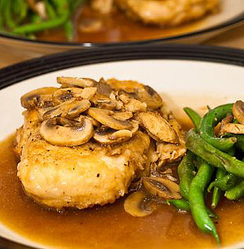 To-Die-For Chicken Marsala