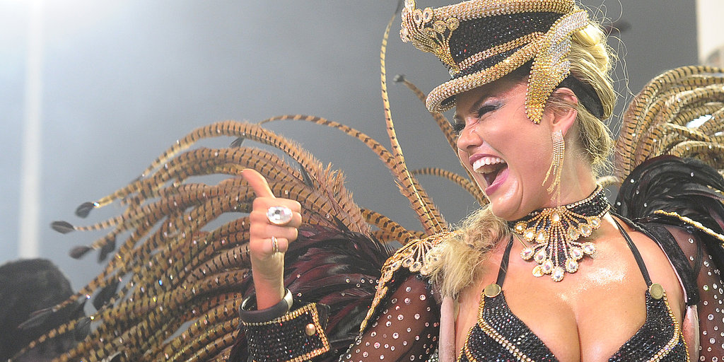 The Sexy and Spirited Women of This Year's Mardi Gras