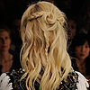 Rodarte Hair and Makeup | Fashion Week Fall 2013